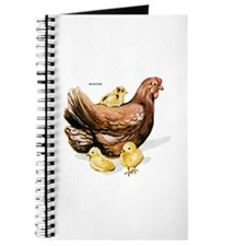 Hen and Chicks Journal