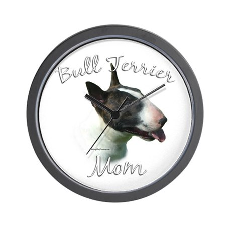 Bully Mom2 Wall Clock