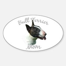 Bully Mom2 Oval Decal