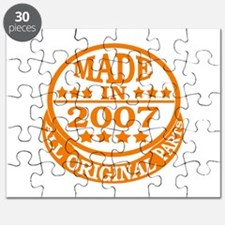 Made in 2007, All original parts Puzzle