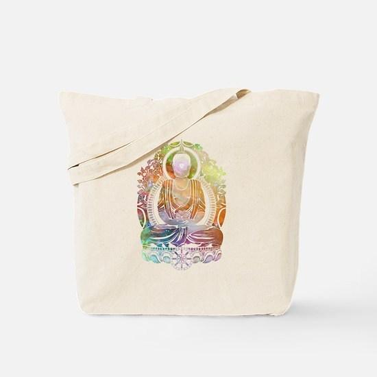 Unique Buddhism Tote Bag