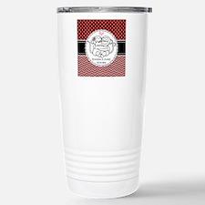 Personalized Monkey Cou Travel Mug