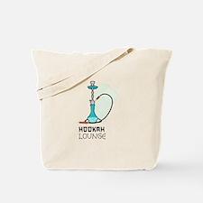 Hookah Lounge Tote Bag