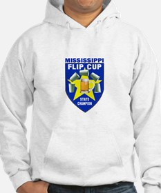 Mississippi Flip Cup State Ch Hoodie
