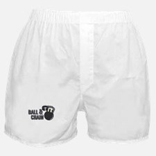 Ball & Chain Boxer Shorts