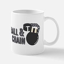 Ball & Chain Mugs