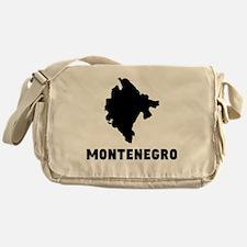 Montenegro Silhouette Messenger Bag