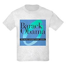 Barack Obama llama T-Shirt