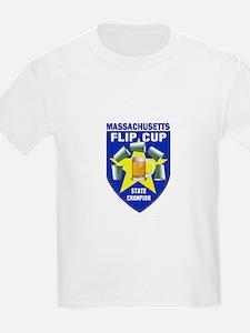 Massachusetts Flip Cup State T-Shirt