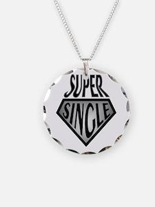 Super Hero Super Single Necklace