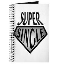 Super Hero Super Single Journal
