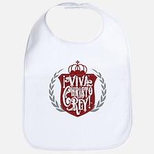 Viva Cristo Rey Shield Bib