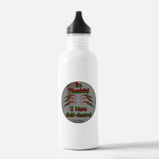 Self Control Dragon Water Bottle