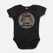 Self Control Dragon Baby Bodysuit