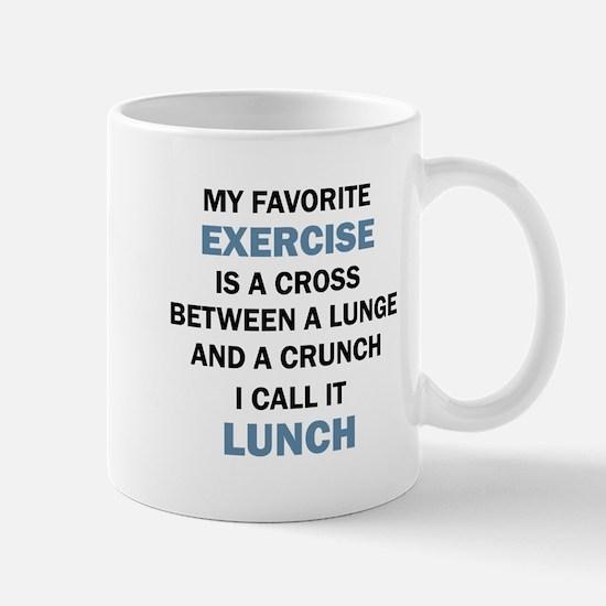 I CALL IT LUNCH Mugs