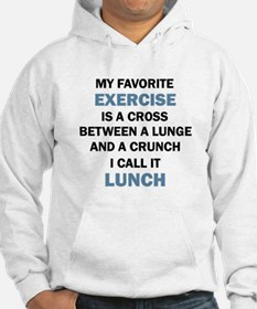 I CALL IT LUNCH Hoodie