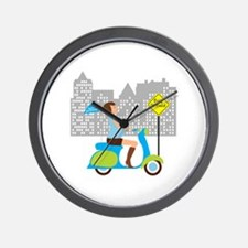 Unique Mommie Wall Clock