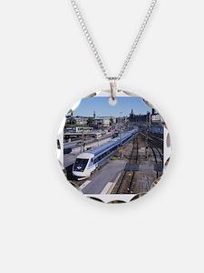 Cute Transportation Necklace