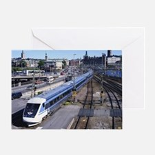Funny Transportation Greeting Card