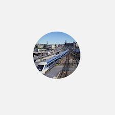 Train Mini Button (100 pack)