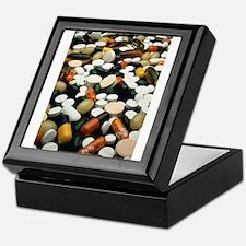 Pills Keepsake Box
