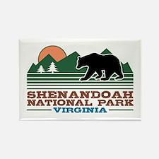 Shenandoah National Park Rectangle Magnet