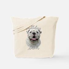 Bulldog Mom2 Tote Bag