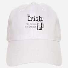 Irish We Drink Baseball Baseball Baseball Cap