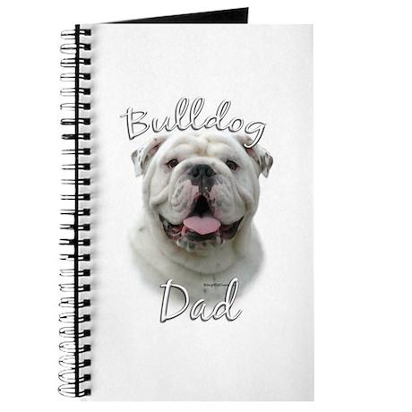 Bulldog Dad2 Journal