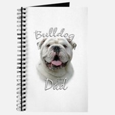 Bulldog Dad2 Journal