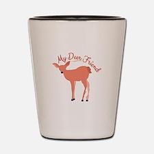Deer Friend Shot Glass