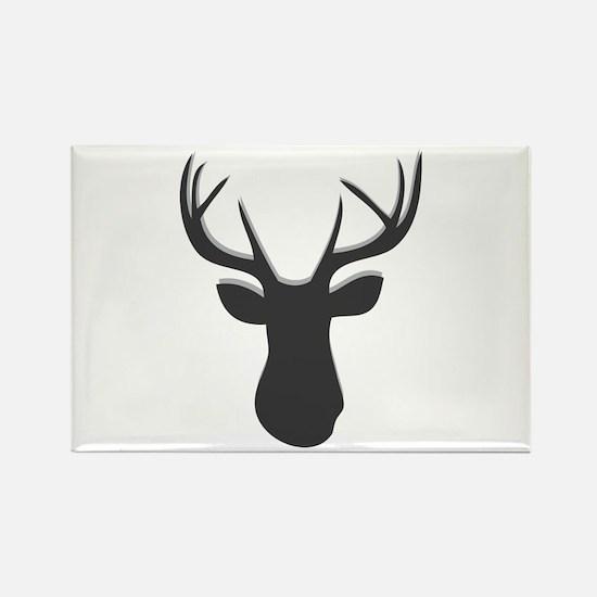 Deer Head Magnets