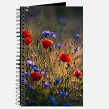 Cute Blue harvest Journal