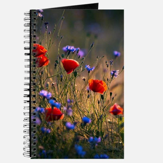 Unique Growing flowers Journal