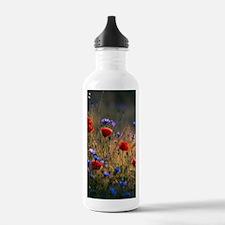 Cute Grasses Water Bottle