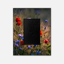 Cute Growing flowers Picture Frame
