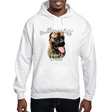 Bullmastiff Dad2 Jumper Hoody