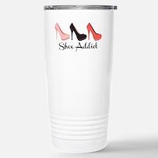 Shoe Addict Travel Mug