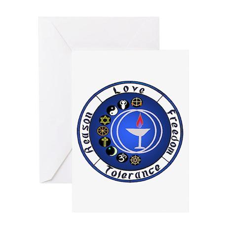 color_logo copy Greeting Cards