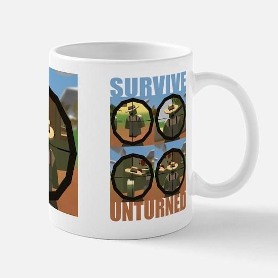 Survive Unturned Mugs