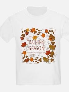 Dogsledding Season T-Shirt