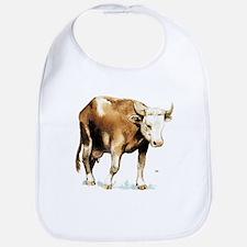 Cow Cattle Bib