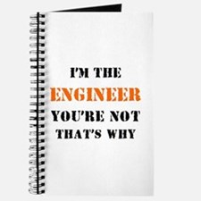 i'm the engineer Journal