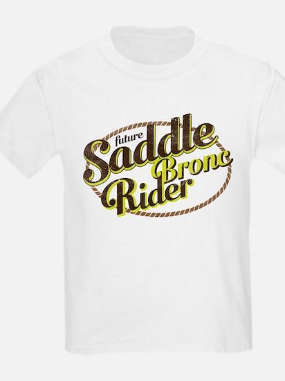 Future Saddle Bronc Rider T-Shirt