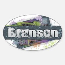 Branson Design Decal