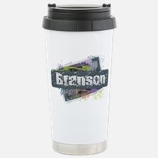 Branson Design Travel Mug