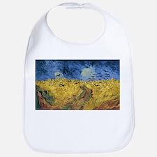 Vincent van Gogh - Wheatfield with Crows Bib