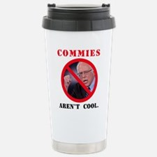 COMMIES aren't cool Travel Mug