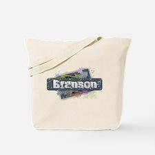 Branson Design Tote Bag