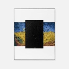 Vincent van Gogh - Wheatfield with C Picture Frame